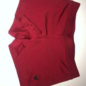 Varsity Cheer Shorts - Maroon/Red